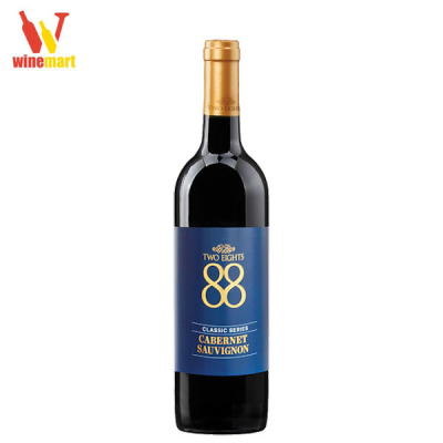 Vang Two Eights Classic Series Cabernet Sauvignon